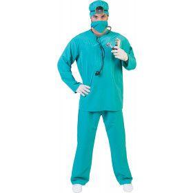 Trauma Chirurg Academisch Ziekenhuis Kostuum