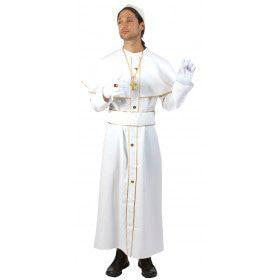 Heilige Vader Paus Van Rome Man Kostuum