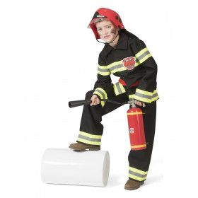 Fire Fighter Fred Kind Kostuum