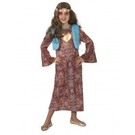 Seventies San Francisco Meisje Kostuum