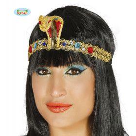 Cobra Tiara Cleopatra