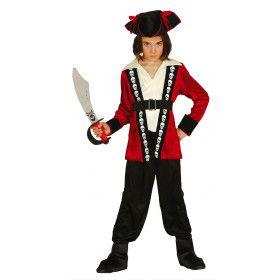 Enteren Piraat Jongen Kostuum