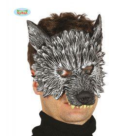 Halfmasker Hongerige Wolf