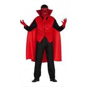 Duivelse Demon Man Kostuum
