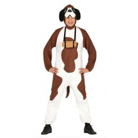 Matterhorn Rum Sint Bernard Man Kostuum