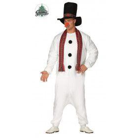Raoul De Sneeuwpop Man Kostuum