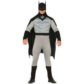 Extra Brede Batman Kostuum