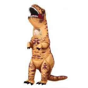 Opblaasbaar Dinosarus Rex Magnum Festum Kostuum