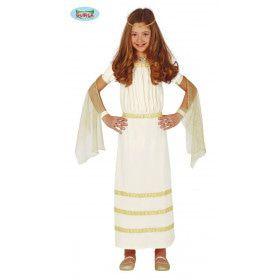 Romeinse Godin Luna Meisje Kostuum