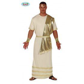 Romeinse Senator Cato Man Kostuum