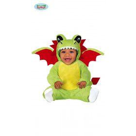 Ondeugende Vliegende Draak Kind Kostuum