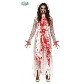 Ik Vermoord Je Als Je Geen Ja Zegt Vrouw Kostuum