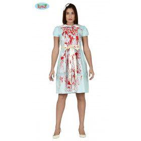 Grady Twin Horror Tweeling The Shining Film Vrouw Kostuum