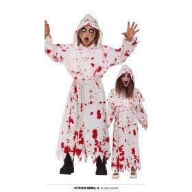 Bloederige Non Kind Kostuum