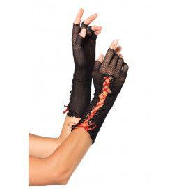 Kanten Vingerloze Handschoenen