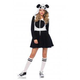 Lady Panda Vrouw Kostuum