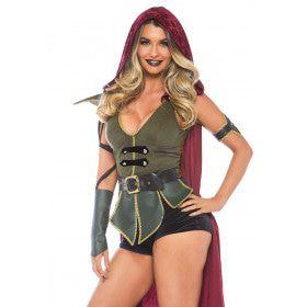 Wild Woud Pakje Robin Goed Vrouw