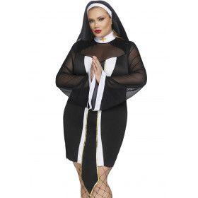 Vrome Non Orde Van Het Grote Kruis Vrouw Kostuum
