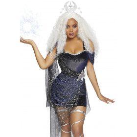Occulte Godin Van De Maan Vrouw Kostuum