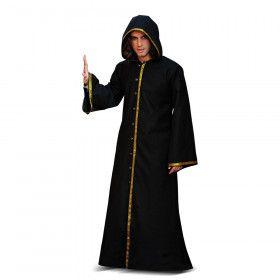 Middeleeuwse Mystieke Meester Mantel Kostuum