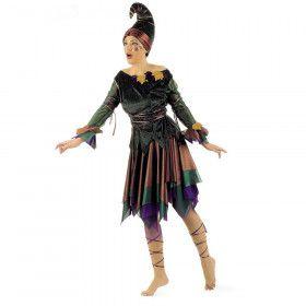 Hemelse Schoonheid Elfen Fee Vrouw Kostuum