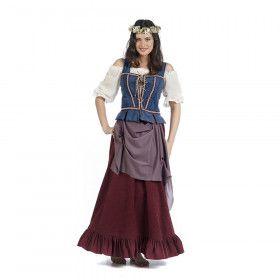 Herberg Het Hoekje Herbergier Hilda Vrouw Kostuum