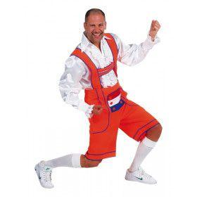 Oranje Tuinbroek Sport Successen Hup Holland Man