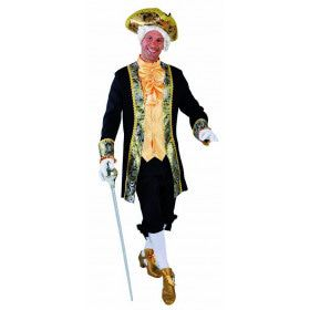 Markies Henri De Honfleur Man Kostuum