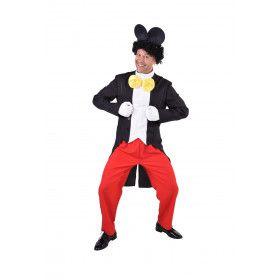Tekenfilm Held Mickie Man Kostuum