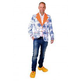 Colbert Hup Holland Delfts Blauwe Tegels Man