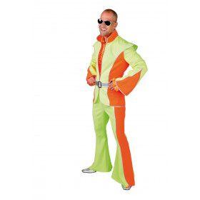 Boney M Disco Jaren 70 Man Kostuum