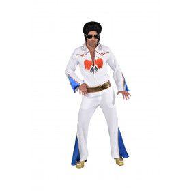 Rockster Elvis Las Vegas Adelaar Man Kostuum