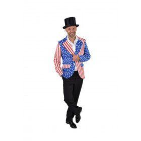 Colbert USA America First Man