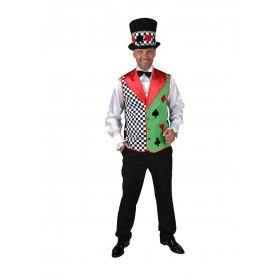 Poker Tafel Kaartspel Gok Vest Man