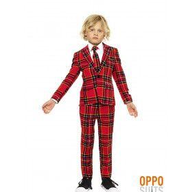 The Lumberjack Opposuit Jongen Kostuum