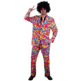 Onder Invloed Ibiza Trance Man Kostuum