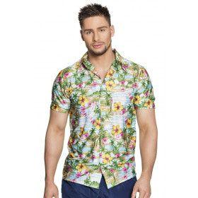Tropisch Paradijs Hawaii Shirt Man