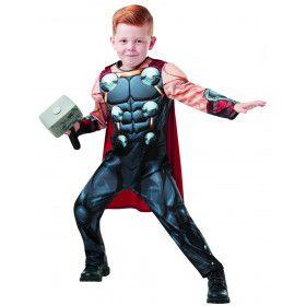 Thor Superheld Avengers Assemble Deluxe Kind Kostuum