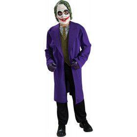 Jolige Jeugdige Joker Jongen Kostuum
