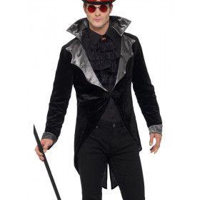 Meester Van De Nacht Vampier Man Kostuum
