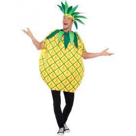 Sappige Zoete Ananas Kostuum