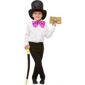Roald Dahl Willy Wonka Set Vierdelig