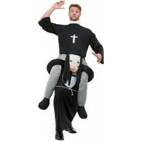 Non Gaat Er Met De Pater Vandoor Kostuum
