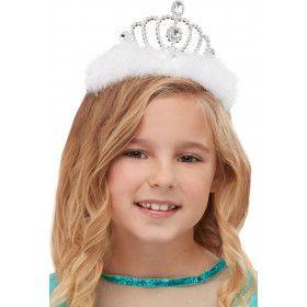 Tiaia Kroon Prinses Maraboe Veren En Glinsterende Steentjes