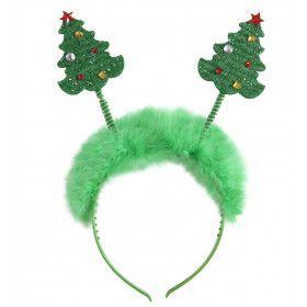 Trillende Hoofdband Kerstboom