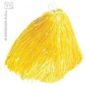 Pom Pom Luxe Uitvoering Geel