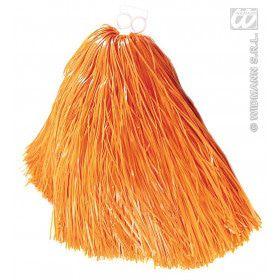 Pom Pom Luxe Uitvoering Oranje