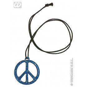 Medaillon Hippie Metaal