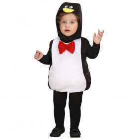 Opgevulde Pinguin Kind Kostuum Kind
