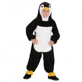 Schattige Pinguin 104 Centimeter Kostuum Baby Jongen